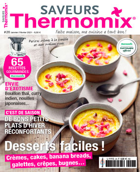 Saveurs Thermomix n°20