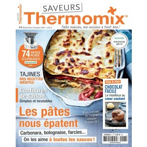 Saveurs Thermomix n°6