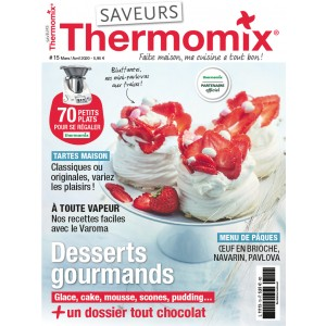 Saveurs Thermomix n°15