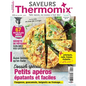 Saveurs Thermomix n°22