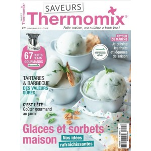 Saveurs Thermomix n°11
