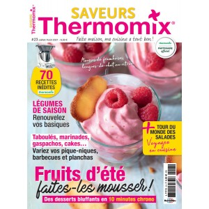 Saveurs Thermomix n°23
