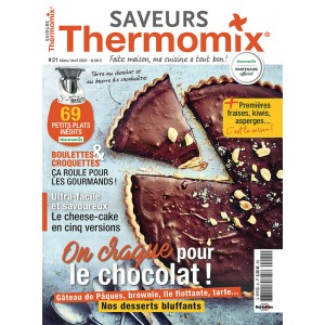 Saveurs Thermomix n°21