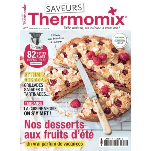 Saveurs Thermomix n°17
