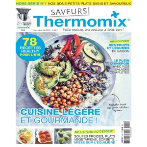 Saveurs Thermomix HS N°1