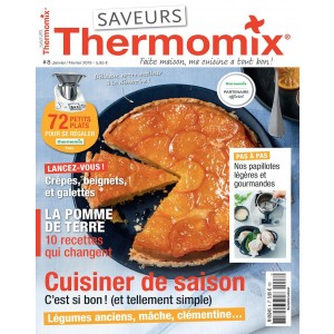 Saveurs Thermomix n°8