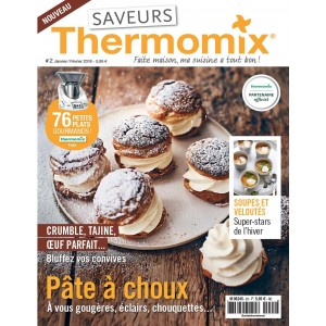 Saveurs Thermomix n°2