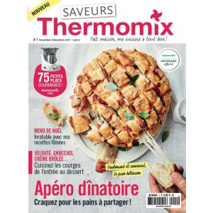 Saveurs Thermomix n°1