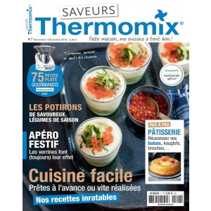 Saveurs Thermomix n°7