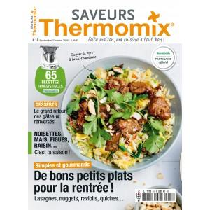 Saveurs Thermomix n°18