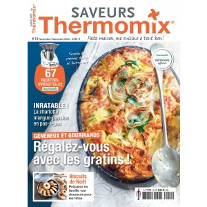 Saveurs Thermomix n°19