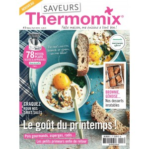 Saveurs Thermomix n°3