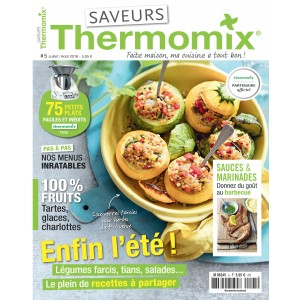 Saveurs Thermomix n°5